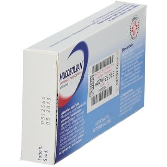 MUCOSOLVAN® Bambini 30 mg Supposte