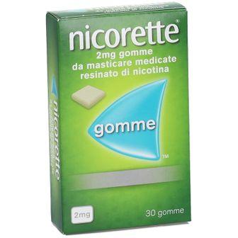 NICORETTE® MASTICABILE 30 Gomme 2 mg