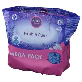 NIVEA BABY Salviettine Fresh & Pure Mega Pack