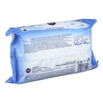 NIVEA BABY Salviettine Soft & Cream