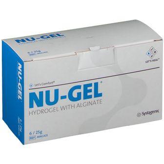 NU-GEL® Idrogel con Alginato 6x25 g