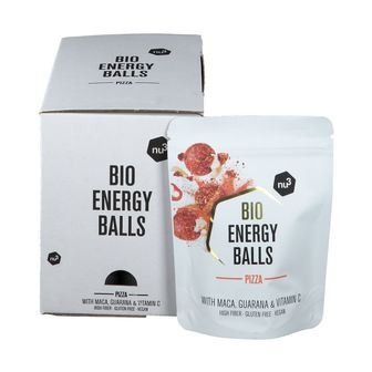 Nu3 Bio Energy Balls Pizza