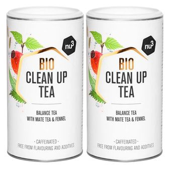 nu3 Clean Up Tea
