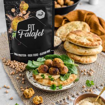 nu3 Fit Falafel Preparato