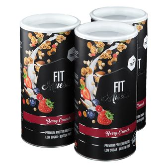 nu3 FIT Protein Muesli Berry Crunch