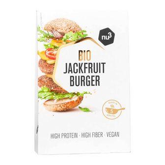 nu3 Jackfruit Burger Bio