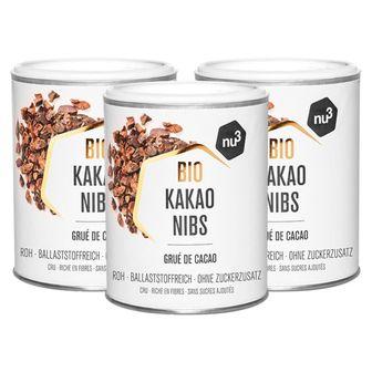 nu3 Nibs di Cacao Bio