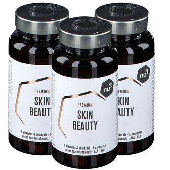 nu3 Premium Skin Beauty 3 Confezioni