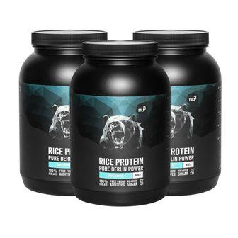 nu3 Proteine del Riso