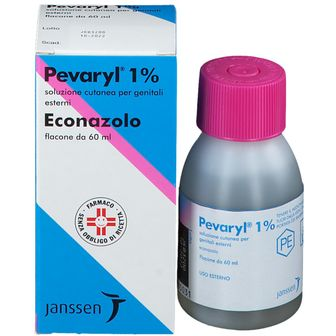 PEVARYL® SOLUZIONE CUTANEA GINEC 60 ml
