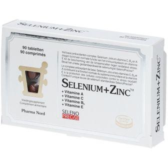 Pharma Nord Selenium + Zinc™