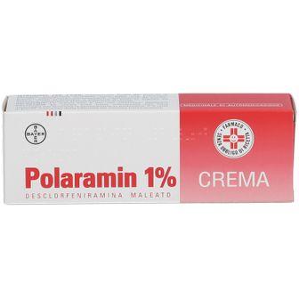 Polaramin 1% Crema