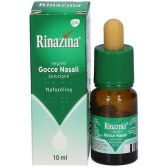 Rinazina® Gocce Nasali