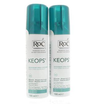 RoC® KEOPS® Deodorante Spray Fresco Prezzo Ridotto