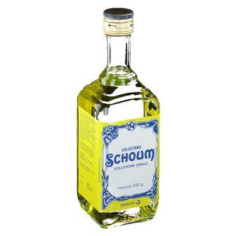 SOLUZIONE SCHOUM® Flacone 550 g