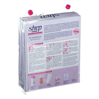 Strep Professionale Kit Epilazione