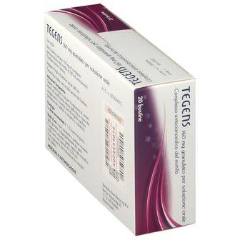 TEGENS 160 mg Bustine