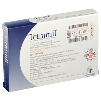 Tetramil® Collirio Flaconi monodose