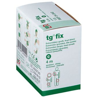 Tg-Fix New C Net Verb. Head-Arm-Leg 4m