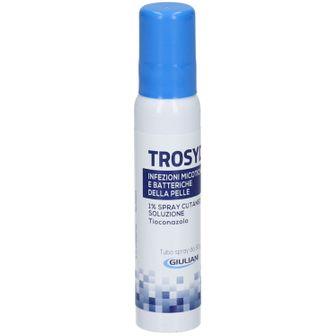 TROSYD®  Spray Cutaneo Soluzione 1%
