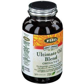 Udo's Choice Ultimate Oil Blend