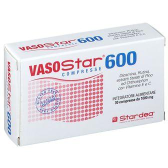 Vasostar® 600 Compresse