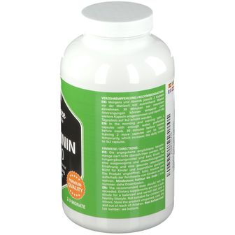 Vitamaze L-Arginin 4500