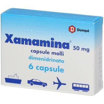 Xamamina® 50 mg