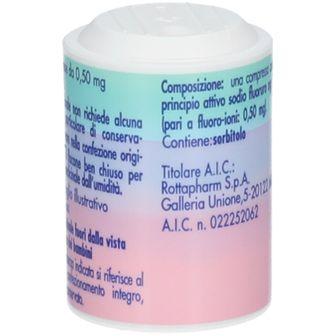 Zymafluor 0,50 mg Compresse