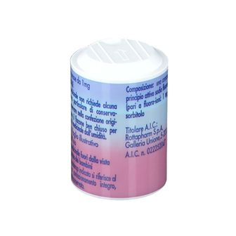 Zymafluor 1 mg Compresse