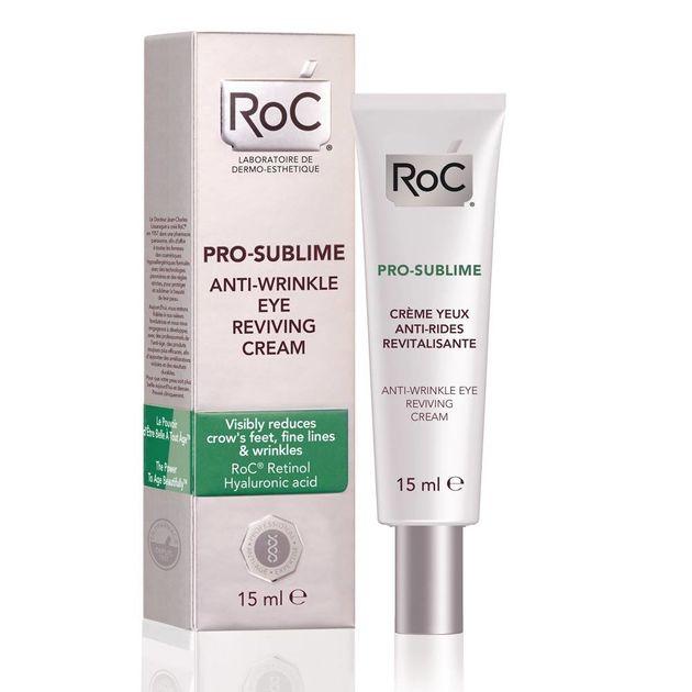 RoC® PRO-SUBLIME Antirughe Rivitalizzante Occhi Crema..