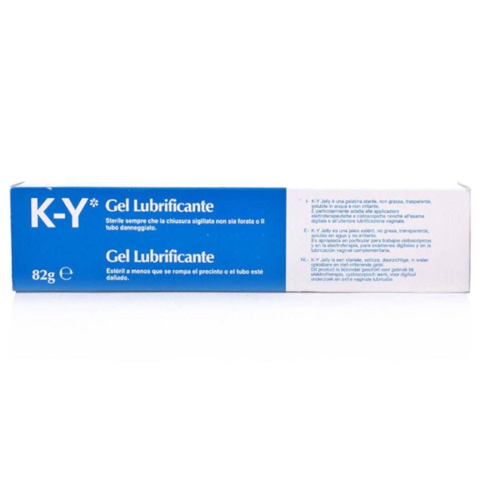 k-y gel lubrificante sterile