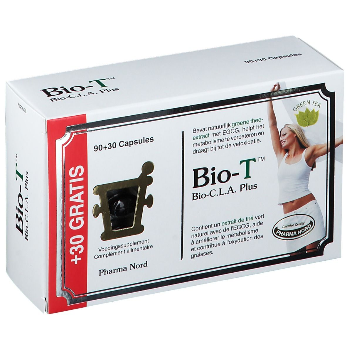 Pharma Nord Bio T™ +30 Capsules Gratis
