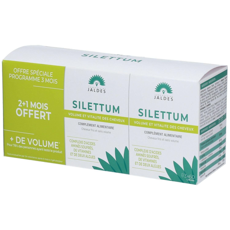 Silettum Tripack 2+1 GRATIS
