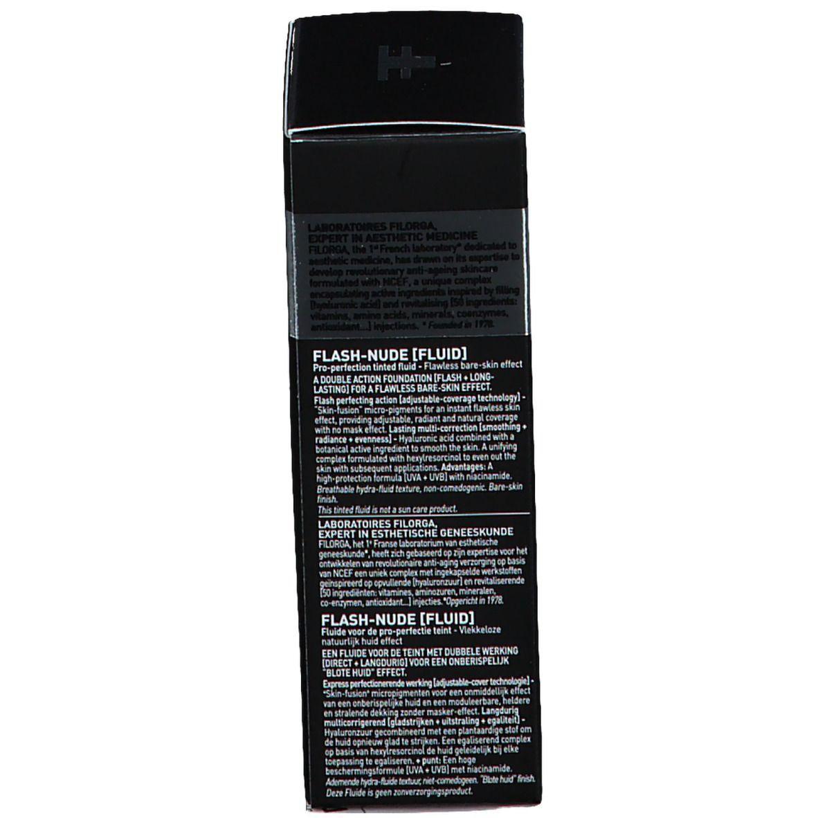 FILORGA Flash-Nude Fluid 03 Amber SPF30 - shop-farmacia.it