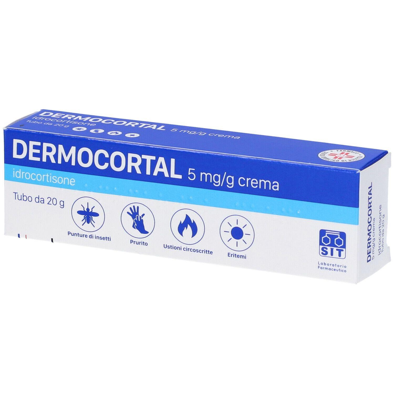 dermocortal 5 mgg crema