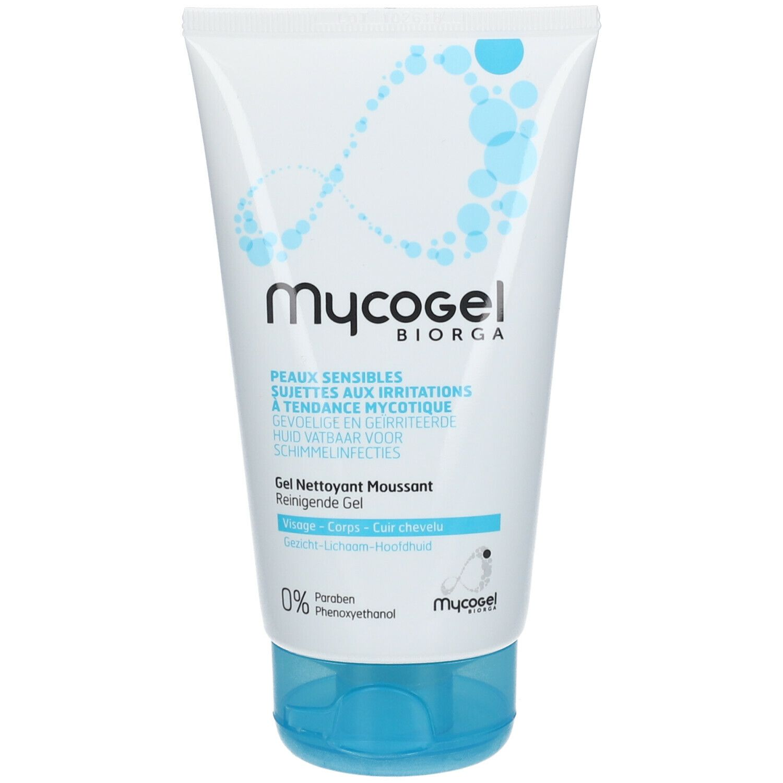 mycogel biorga gel detergente schiumogeno