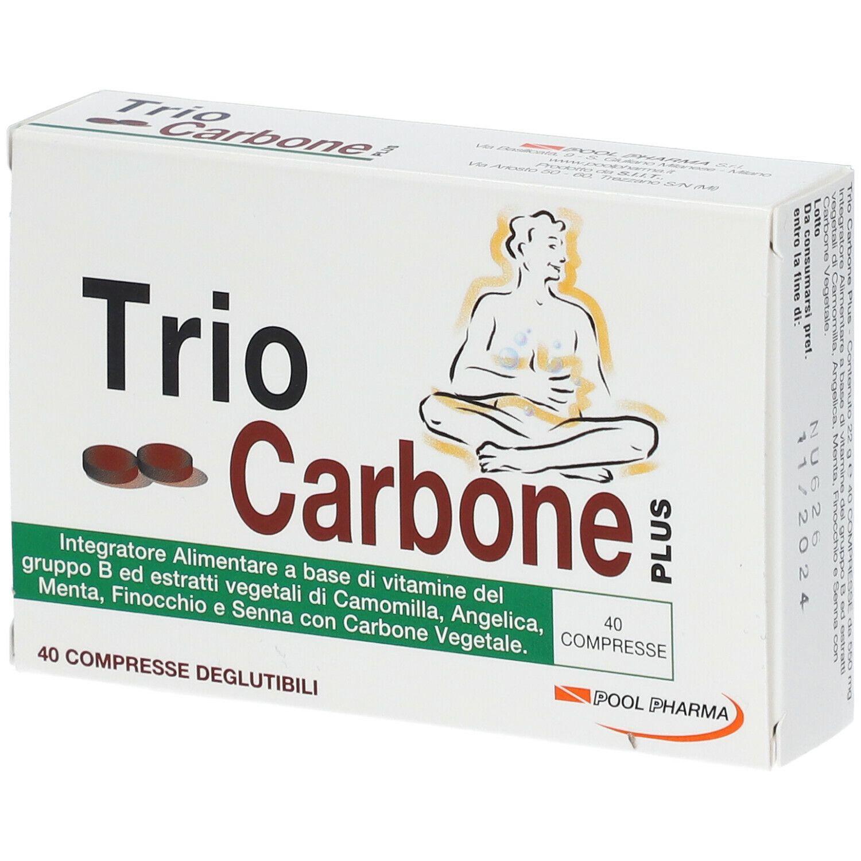 Esperienze E Opinioni Su Trio Carbone Plus Shop Farmacia It