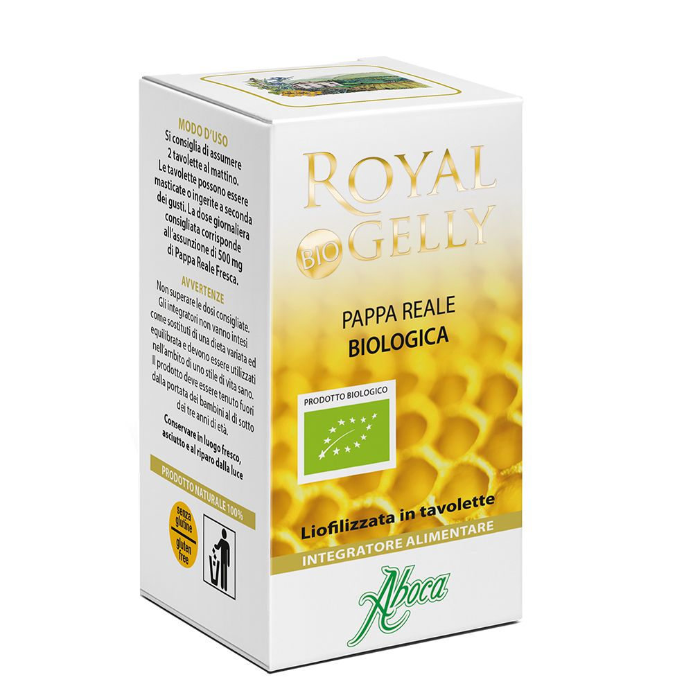 Royal Gelly Pappa Reale Biologica