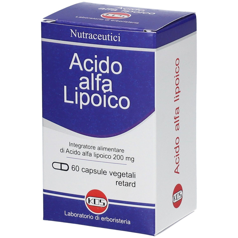 KOS Nutraceutici Acido Alfa Lipoico