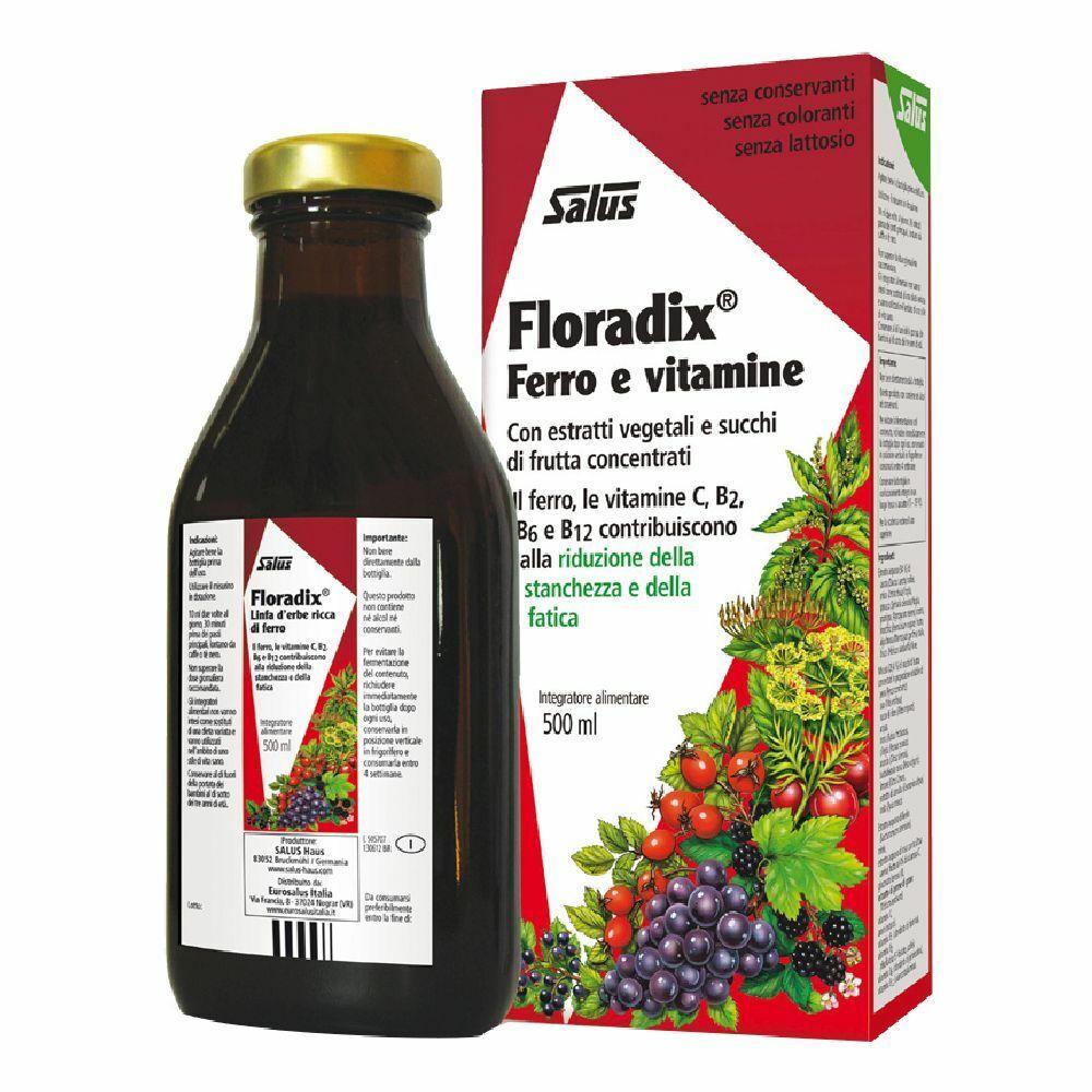 Floradix® Ferro e Vitamine