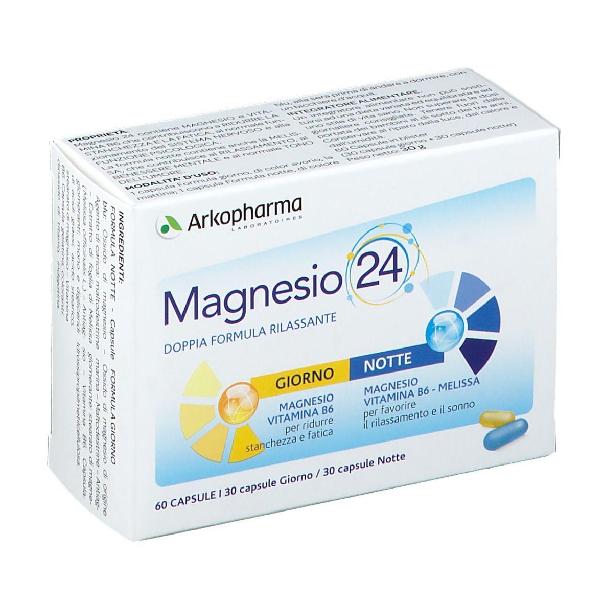 Magnesio 24®