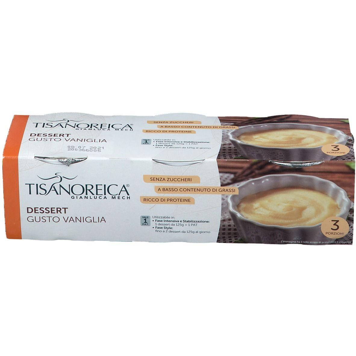 TISANOREICA® Dessert al Gusto di Vaniglia