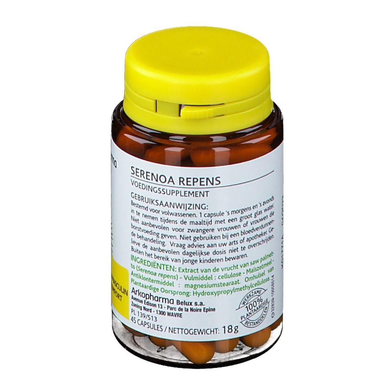 Arkopharma Arkocapsule Serenoa Repens Uomo 45 Pz Shop Farmacia It