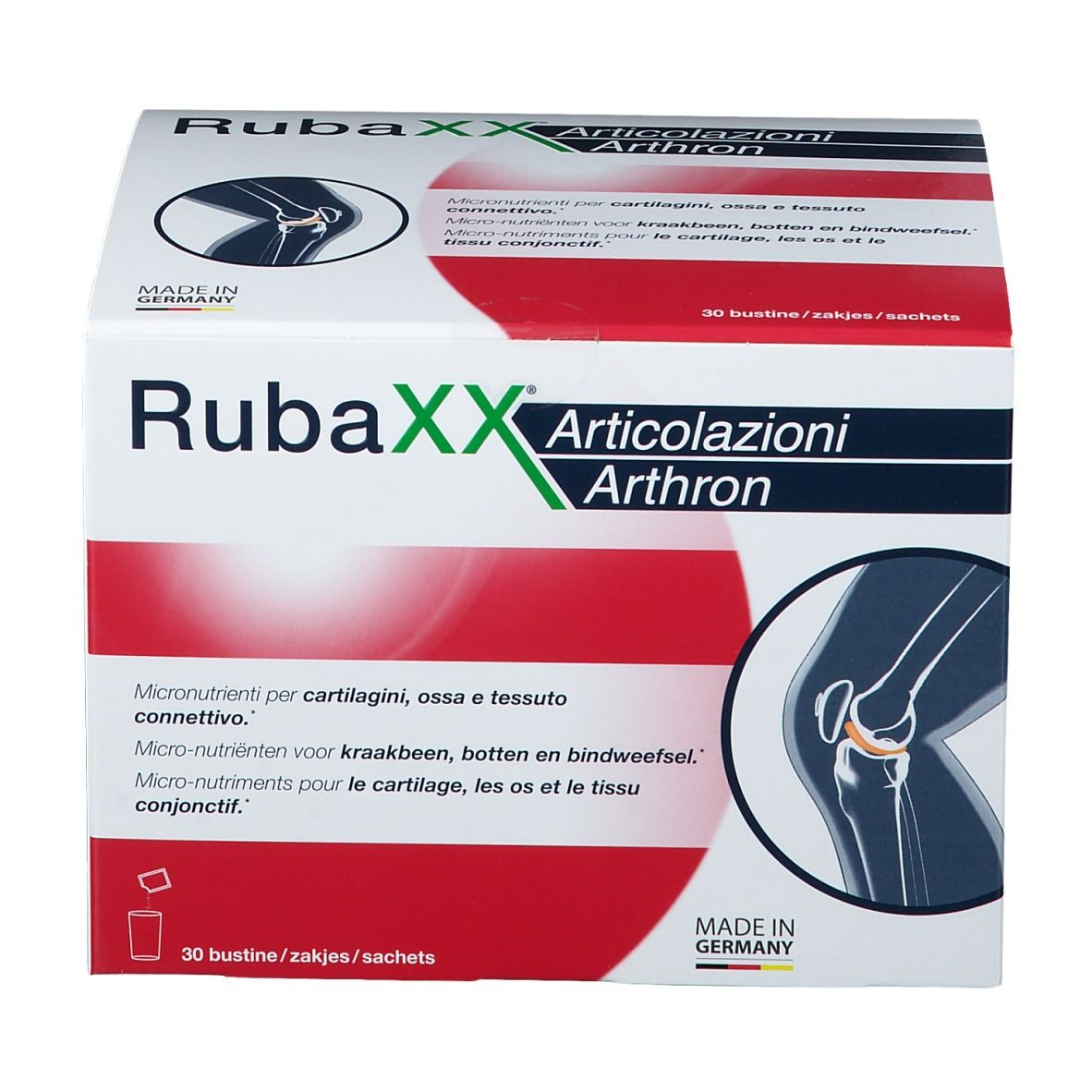 Rubaxx Articolazioni 30 Pz Shop Farmacia It