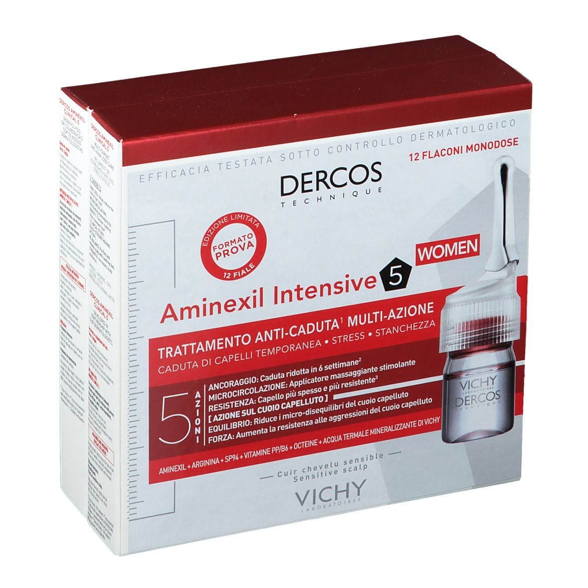 aminexil intensive 5 donna
